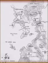 World of Warcraft Collectors Edition Maps